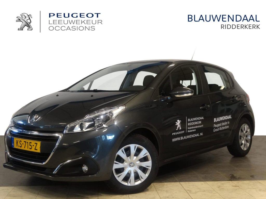 Blauwendaal Ridderkerk auto