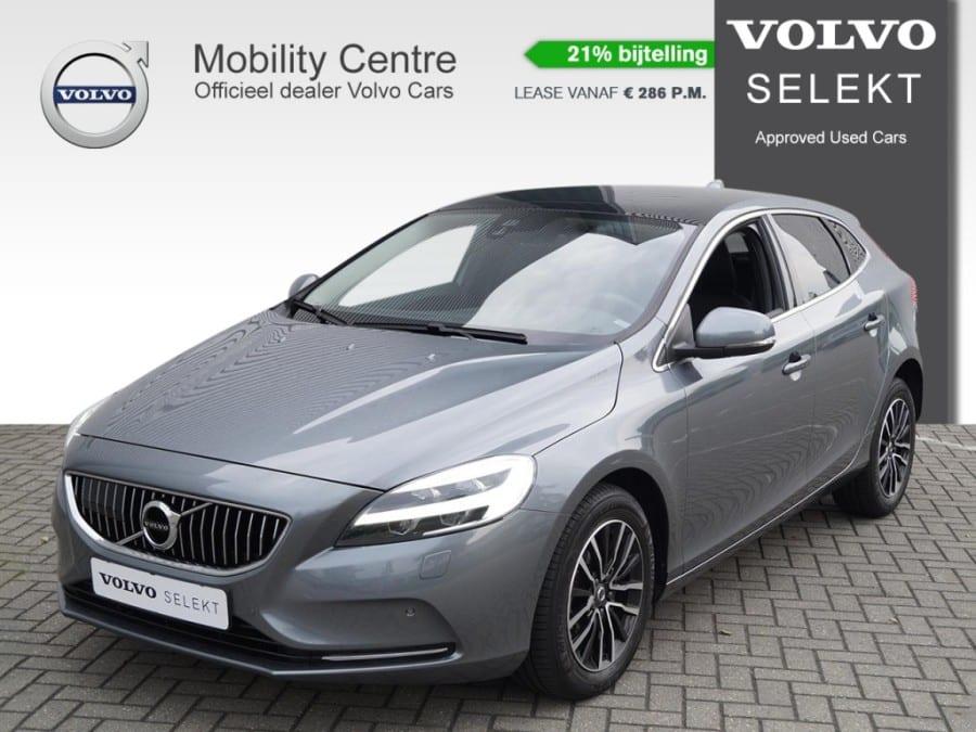Volvo Mobility Centre voorbeeld