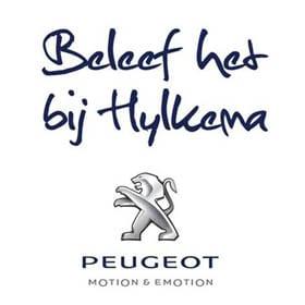 Hylkema autobedrijf logo