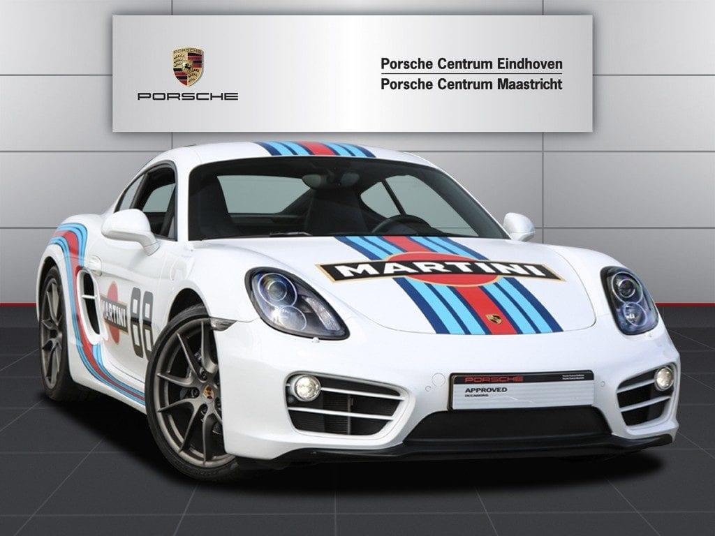 Porsche voorbeeld