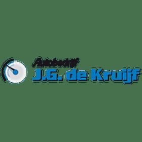 Autobedrijf J.G. de Kruijf logo